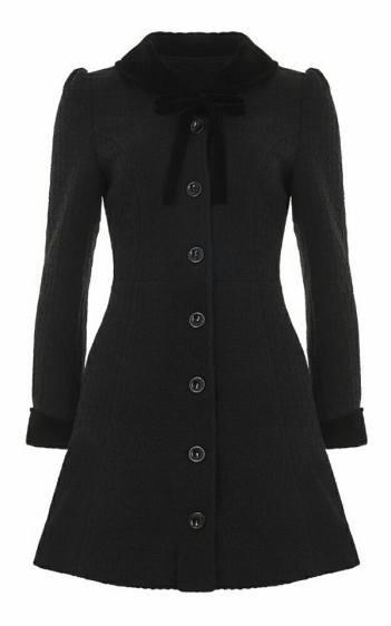 Knee lenght coat