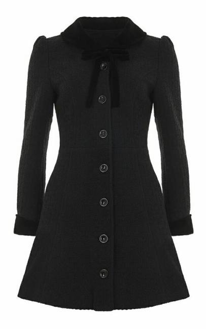 Knee lenght coat